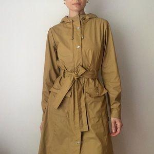 RAINS Trench Coat Khaki XS